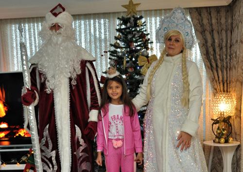 Noel Babadan Sürpriz Hediye