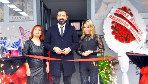 Songül Güzellik Salonu Hizmete Açıldı