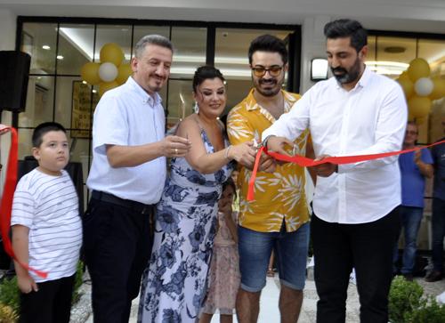 First Class Güzellik Salonu Hizmete Açıldı